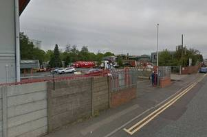 'keep windows closed' warning after fire breaks out in wednesbury