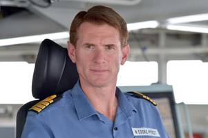 captain fired from hms queen elizabeth in car row is not being allowed to bring her home