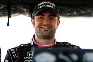 'we can race from there' - jack harvey revved up for indy 500 after tricky qualifying