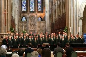 meet the north staffordshire singers who have just been crowned the best choir in britain!