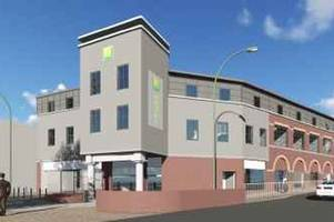 plans unveiled for new stafford town centre hotel