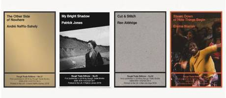 rough trade books announce four new titles