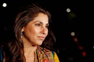 dimple kapadia to make her hollywood debut in christopher nolan's directorial 'tenet'
