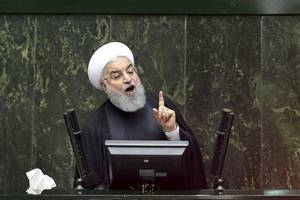 iran says it will not surrender even if it is bombed - irna