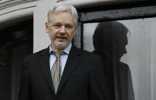 WikiLeaks Founder Julian Assange Charged With Violating U.S. Espionage Act