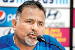 we are in peak form, says india's bowling coach bharat arun