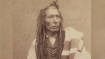 trudeau exonerates cree chief of 1885 treason charge