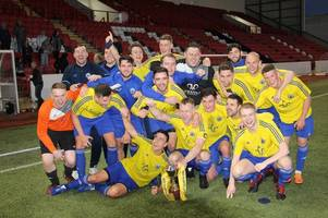 east kilbride ym leave it late to pip eaglesham to president's cup