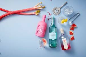 colour-changing gin among the 11 tipples on sale at lidl's british craft gin festival