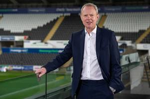 trevor birch on swansea city's transfer plans, how many could leave this summer and the club's financial state