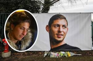 'i can't understand how you just left without warning' emiliano sala's sister writes heartfelt message to her cardiff city striker brother
