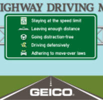 GEICO: Memorial Day Tips for Safe Highway Driving