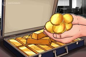 Russia's Central Bank to Consider Gold-Backed Cryptocurrencies for Mutual Settlements