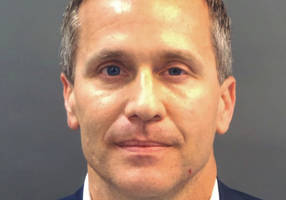 Ex-Missouri gov. Eric Greitens to deploy with Navy to Middle East