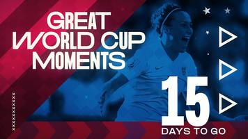 bronze's 'belter' for england at 2015 world cup - 15 days to go
