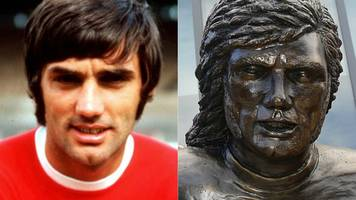 'not the best' - fans criticise statue of northern ireland legend