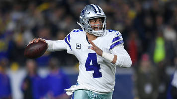 jerry jones says dak prescott negotiations are 'going well' after qb's counter offer