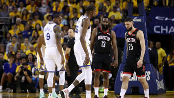 Kevin Durant, DeMarcus Cousins 'Unlikely' to Play in Game 1 of NBA Finals