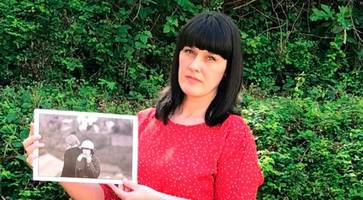 slain ira man's sister lashes out at saoradh over facebook picture