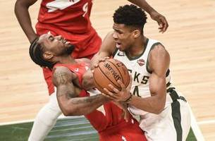 Raptors beat Bucks in Game 5, take 3-2 series lead