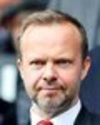 man utd plot ideal signing after ole gunnar solskjaer issues demand to ed woodward