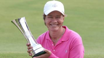 catriona matthew: golf majors 'should be equal pay' says solheim cup captain