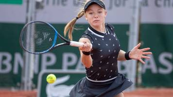 Britain's Swan loses French Open qualifier