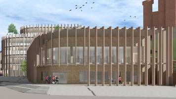 redesign suggested for 'ugly' office blocks in inverness