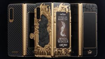 blow $8,000 on this 'game of thrones'-themed samsung galaxy fold