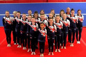 the incredible young athletes representing great britain in world gymnestrada - but need your help