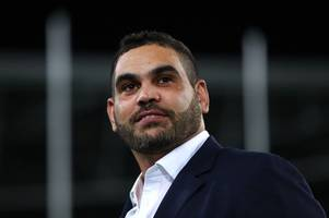 Greg Inglis admitted to a rehabilitation centre for mental health