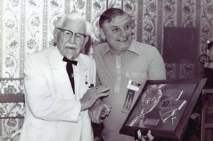 bristol legend who set up kfc in britain and founded miss millie's dies