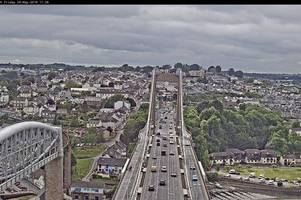 a38 bumper-to-bumper as bank holiday traffic hits rush hour