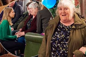 fans gobsmacked at emmerdale character lisa dingle's real voice
