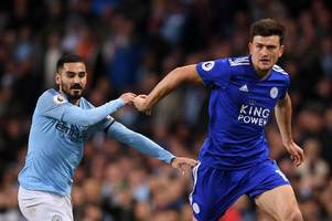 Leicester City's stance on Harry Maguire transfer interest