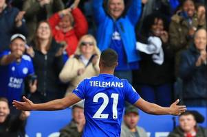 youri tielemans transfer, harry maguire interest and arjen robben - your leicester city questions answered