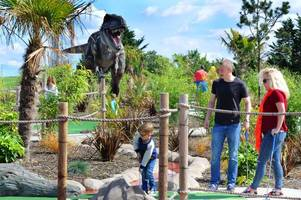 dozen jobs could be created at dinosaur-themed adventure golf course planned for stockhill