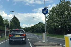 chelmsford traffic: major delays in and around the city as bank holiday weekend begins