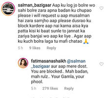 fatima sana shaikh hits back at a troll commenting on her body; says, 'my body, my rules'