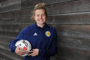 livingston footballer hayley lauder says world cup calling is dream come true
