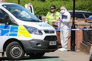 two boys dead and four kids in hospital as man and woman arrested on suspicion of murder