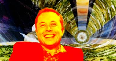 elon musk ridicules jeff bezos' plan for space colonies