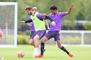 pochettino uses untested 18-year-old spurs defender in training ahead of champions league final