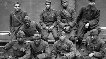 memorial day: america's strained salute to its black veterans