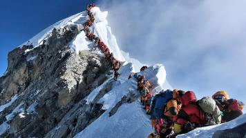 mt everest: why the summit can get so crowded