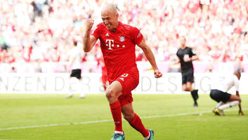 arjen robben reveals why he left real madrid to join bayern munich in 2009