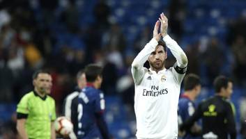 sergio ramos questioning his future at real madrid with man utd & psg ready to pounce