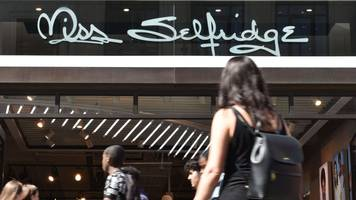 sir philip green to close 25 more evans and miss selfridge stores