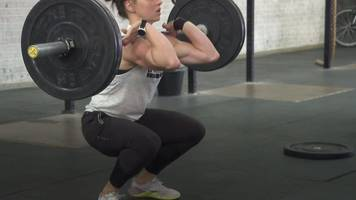 crossfit: 'there's a lot of suffering, but it's worth it'
