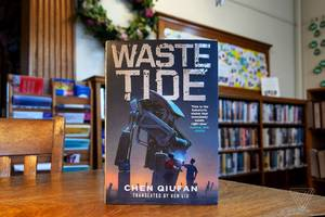 Waste Tide is a chilling sci-fi novel about class war and trash in near-future China